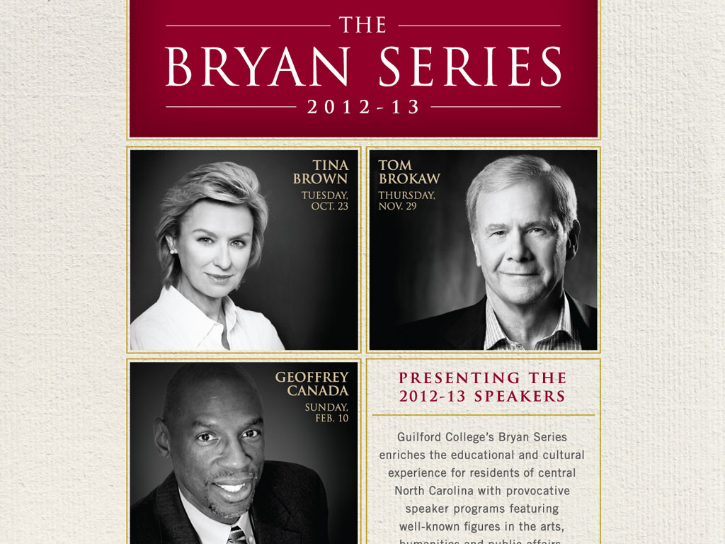 Bryan Series 2012-13