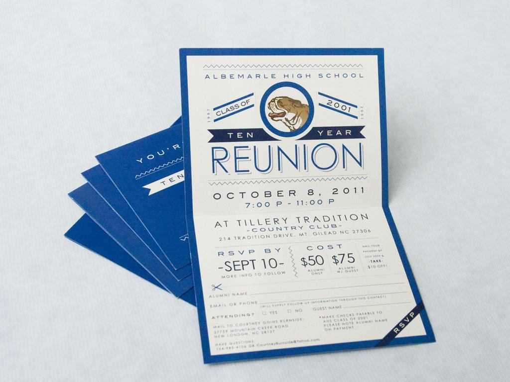 Reunion Invite Open