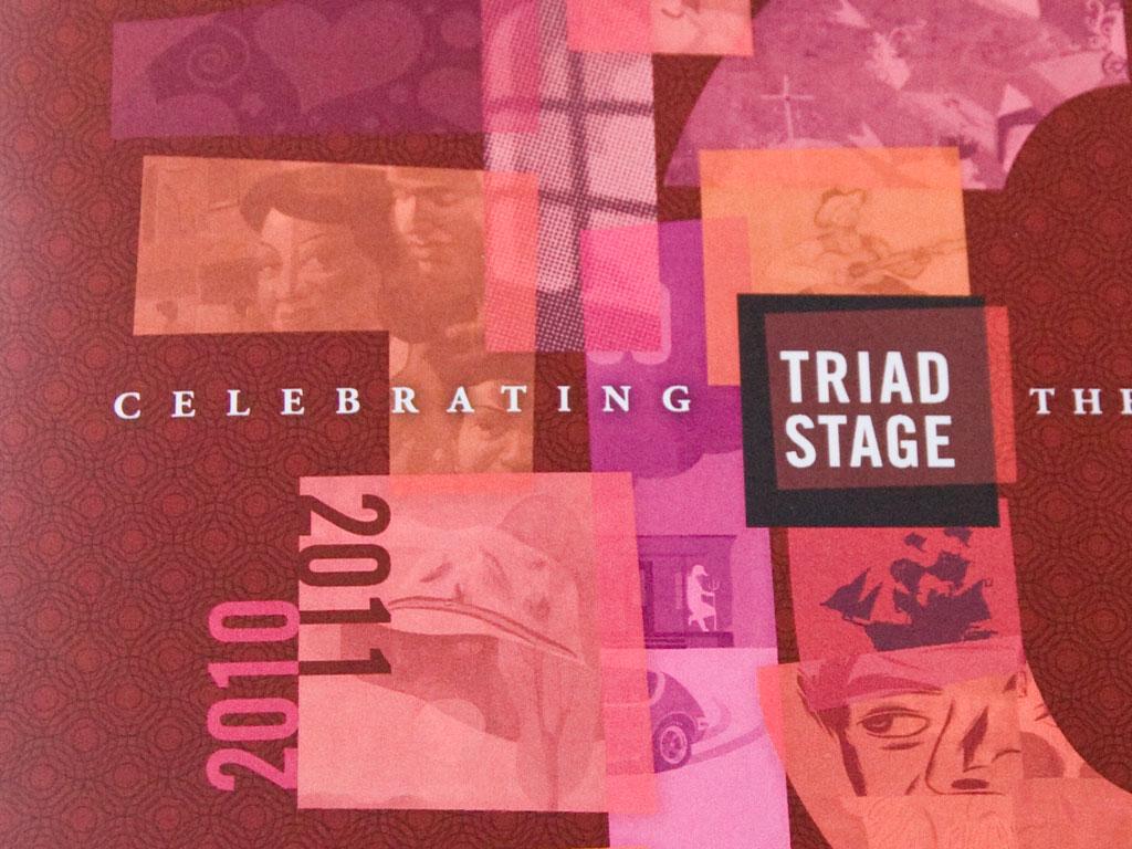 Triad Stage Brochure