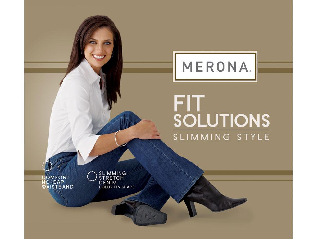Merona Fit Solutions